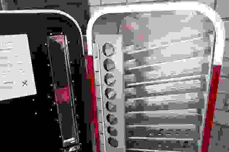 OldLook HogarAccesorios y decoración Metal Rojo