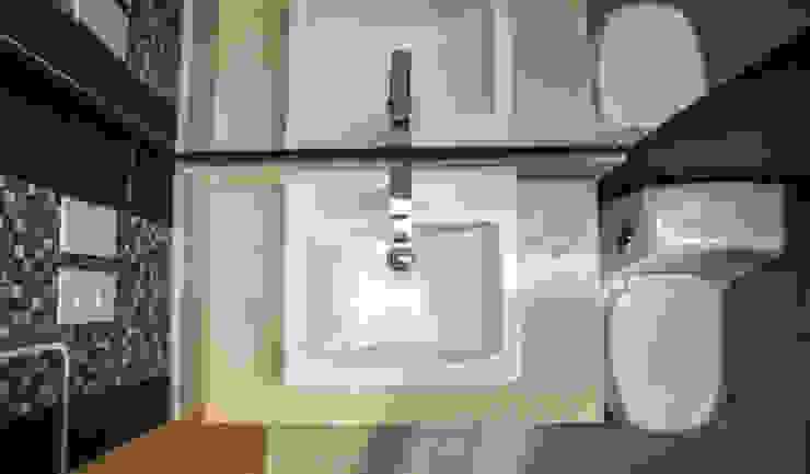 Altavista Residencial Baños modernos de TaAG Arquitectura Moderno