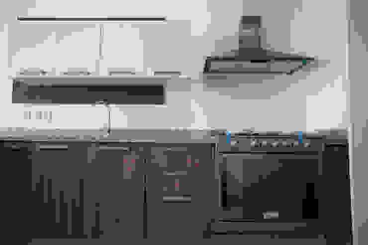 Altavista Residencial Cocinas modernas de TaAG Arquitectura Moderno