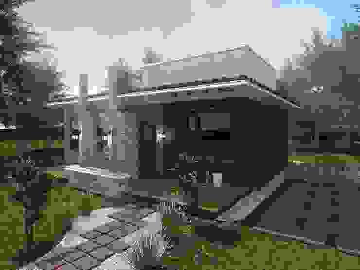 Casa de Campo Casas modernas de HC Arquitecto Moderno