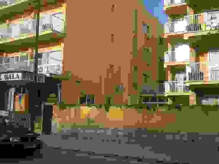 bởi Diego Cuttone, arquitectos en Mallorca Hiện đại Bê tông