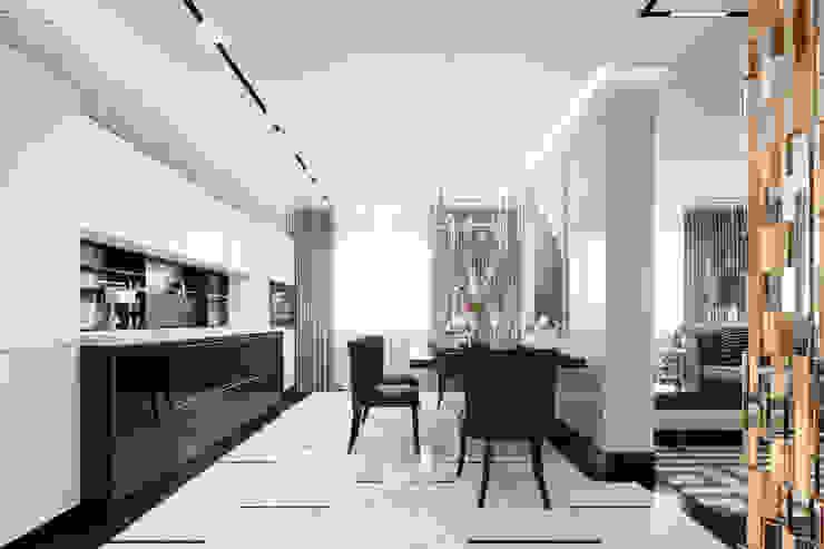 EJ Studio Modern style kitchen