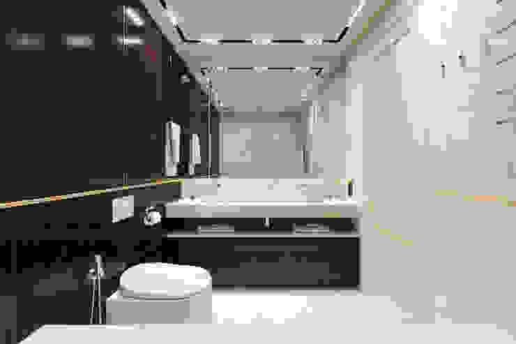 EJ Studio Modern style bathrooms