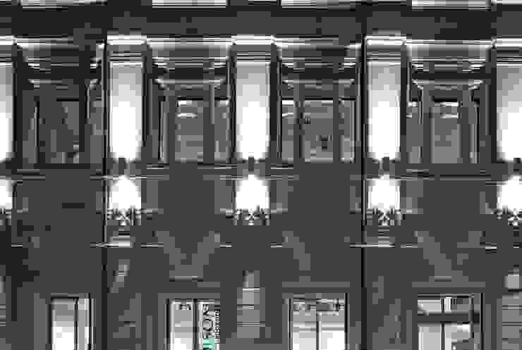 Martini灯具意大利高端品質進口戶外燈具_意大利之家: 斯堪的納維亞  by 北京恒邦信大国际贸易有限公司, 北歐風