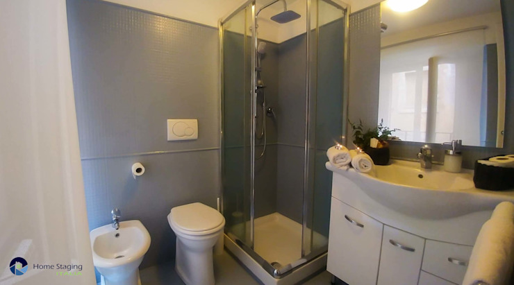 حمام تنفيذ Creattiva Home ReDesigner  - Consulente d'immagine immobiliare