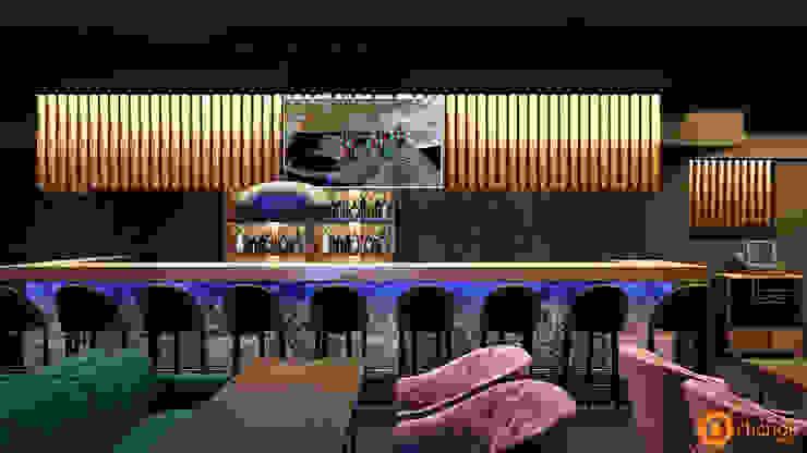 Artichok Design 酒吧&夜店 石器 Brown