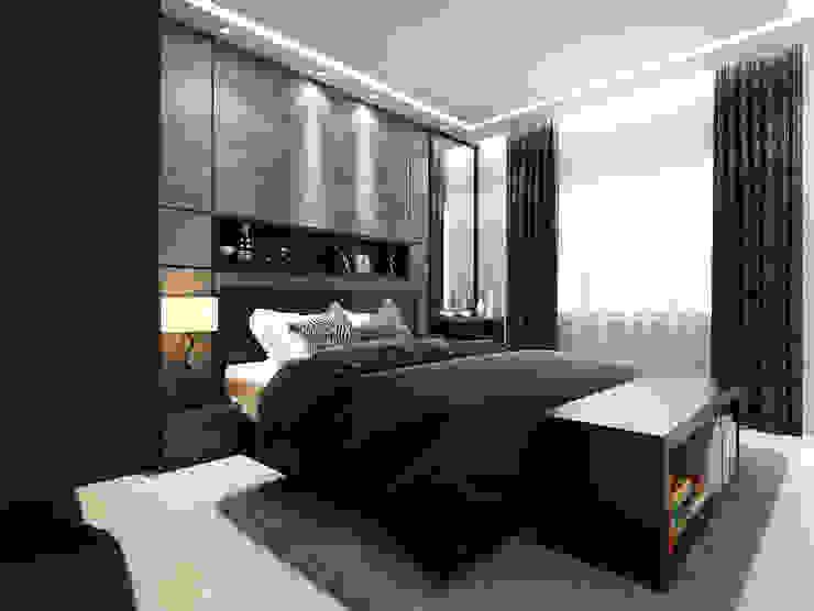Spaces Alive의  침실