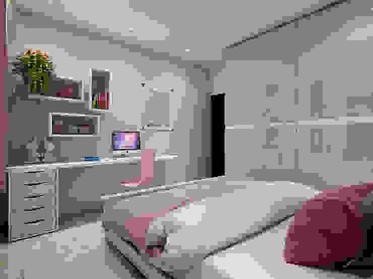 TUSCAN ESTATE Modern nursery/kids room by Spaces Alive Modern