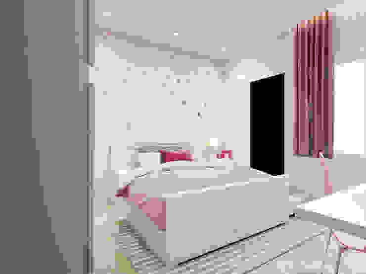 Dormitorios infantiles de estilo moderno de Spaces Alive Moderno