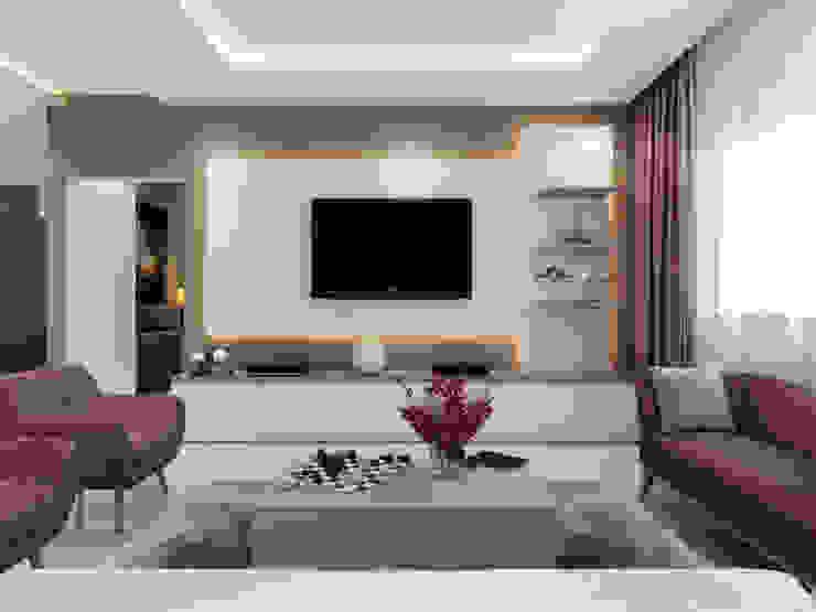 Livings de estilo moderno de Spaces Alive Moderno