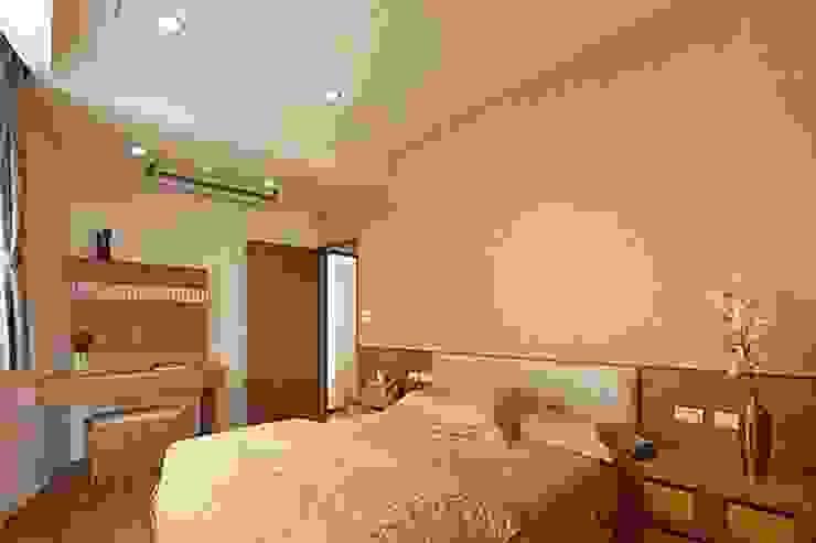 汐止饒公館 四房兩廳兩衛浴 53坪兩陽臺 根據 三印空間設計 現代風