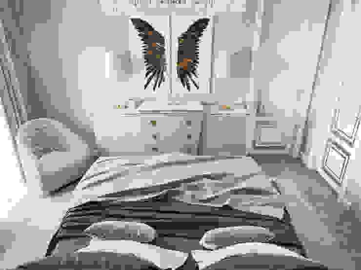 Modern style bedroom by EJ Studio Modern