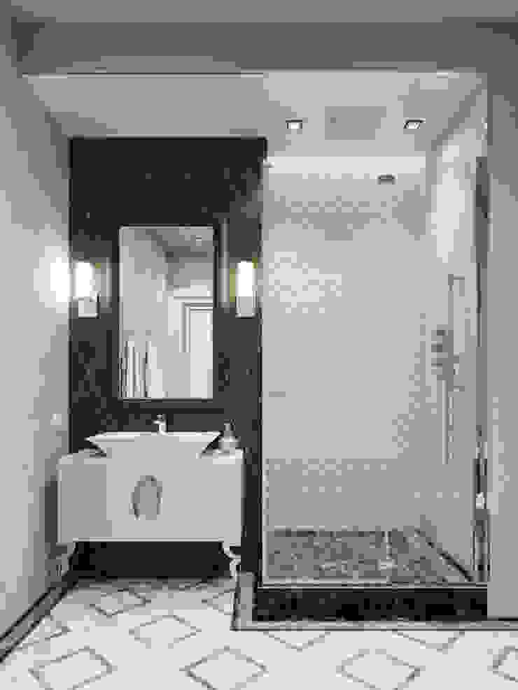 Modern bathroom by EJ Studio Modern