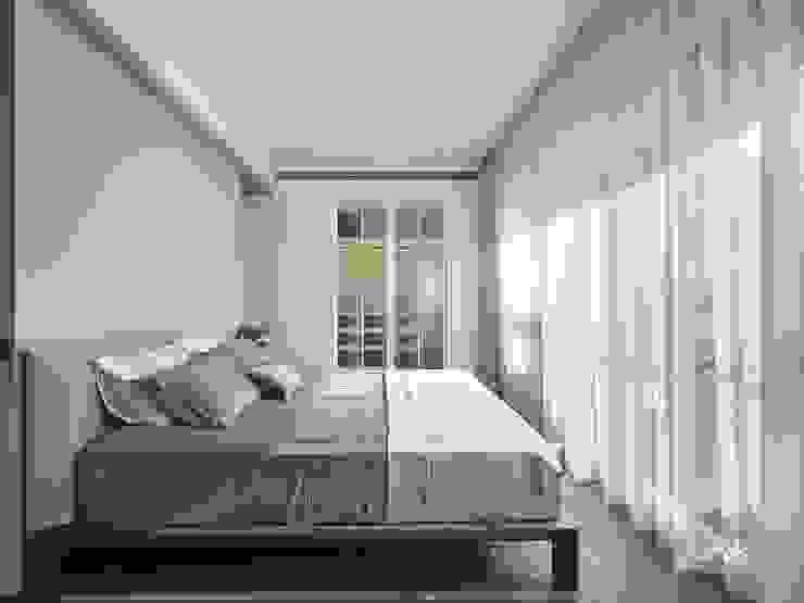 Modern dressing room by 禾光室內裝修設計 ─ Her Guang Design Modern