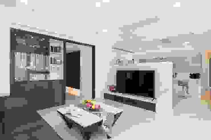 時尚概念簡約宅(上) 根據 好室佳室內設計