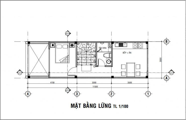 Asian style houses by Công ty Thiết Kế Xây Dựng Song Phát Asian
