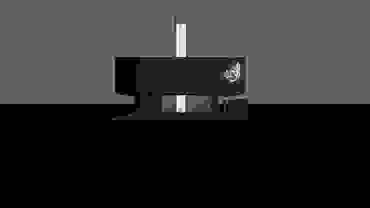 Mimbar dan menara Oleh studio moyn