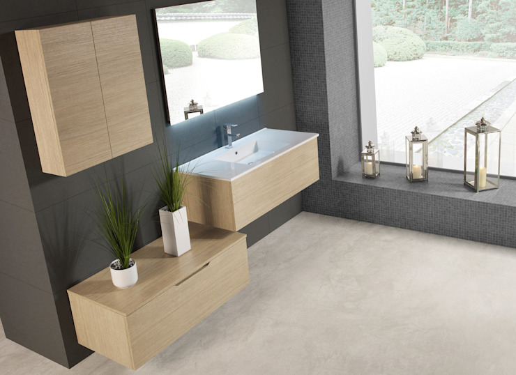 modern  by TheBathPoint, Modern Chipboard