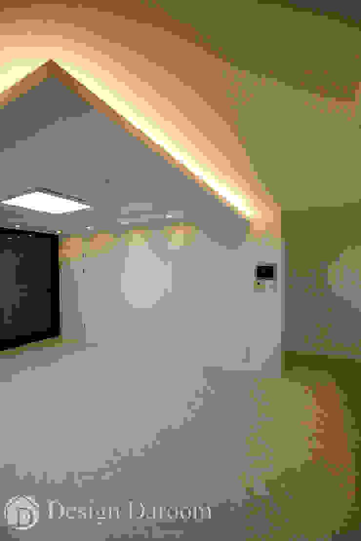 인창동 원일가대라곡 25py 거실 모던스타일 거실 by Design Daroom 디자인다룸 모던