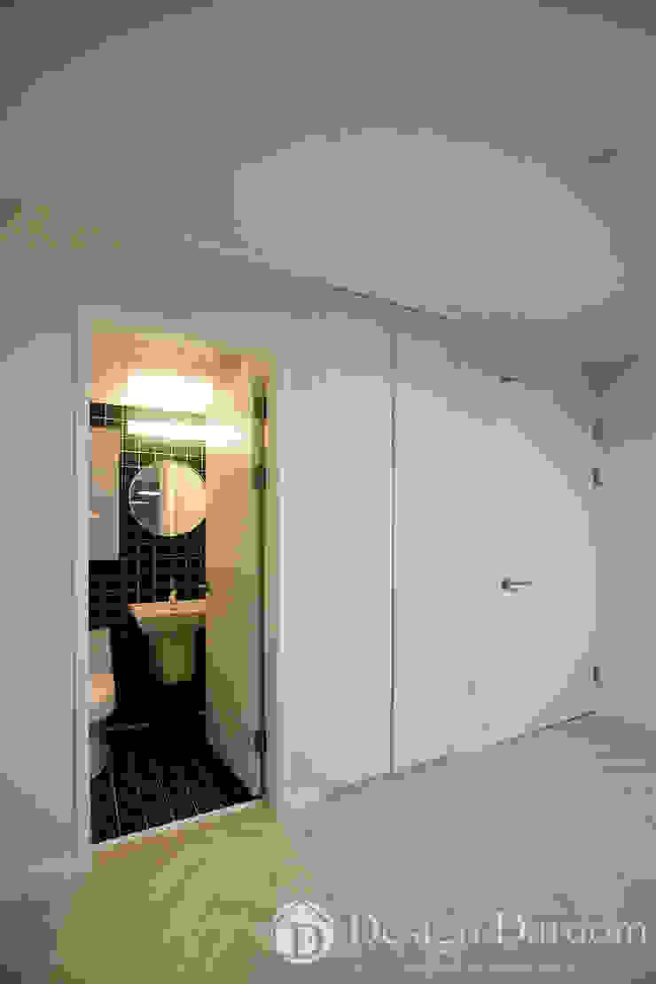인창동 원일가대라곡 25py 안방욕실 모던스타일 욕실 by Design Daroom 디자인다룸 모던