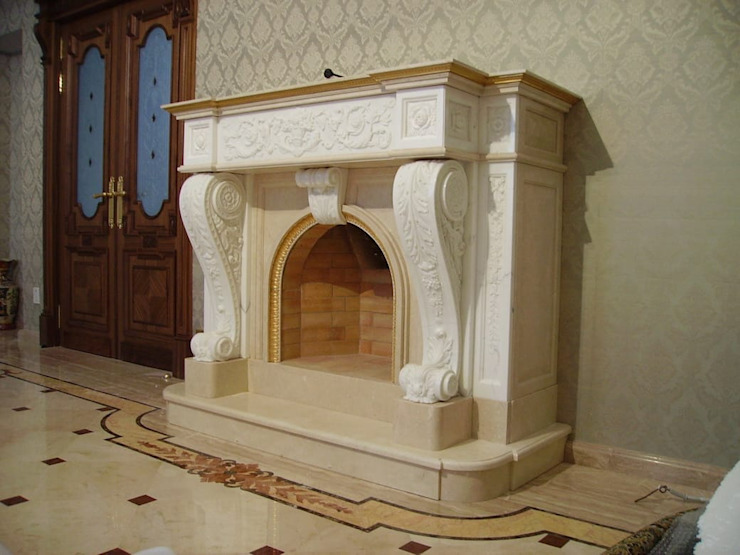 by ООО 'GLOBAL INTERIOR' Classic Stone
