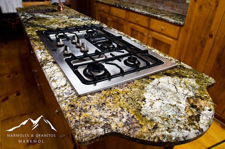 Marmoles y Granitos Markmol KitchenSinks & taps