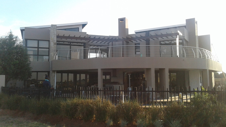 Painting of a big Residential House in Serengeti Surbubs by Bem-Co Holdings