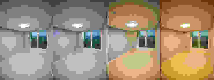 인창동 원일가대라곡 25py 침실 모던스타일 침실 by Design Daroom 디자인다룸 모던