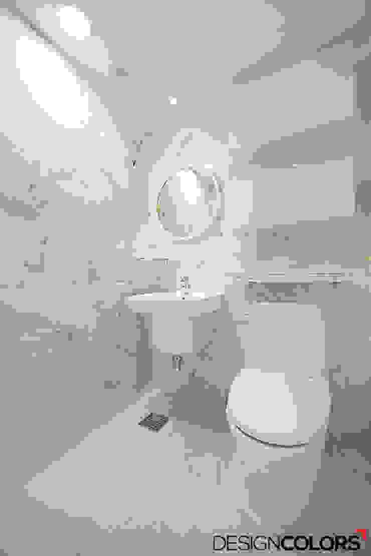 욕실 클래식스타일 욕실 by DESIGNCOLORS 클래식