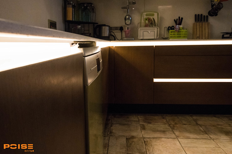 Poise Modular Kitchen Poise CuisineEclairage