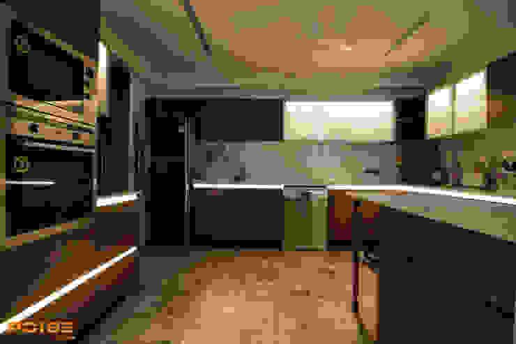 Poise Modular Kitchen Poise CuisinePlacards & stockage