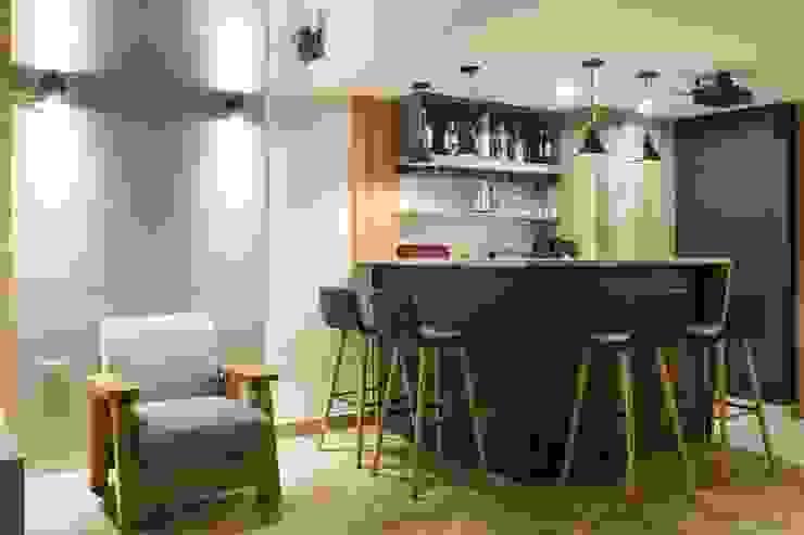 diseño interior jardín adentro Dormitorios clásicos de Adrede Diseño Clásico