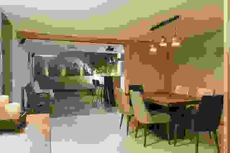 diseño interior jardín adentro Comedores clásicos de Adrede Diseño Clásico