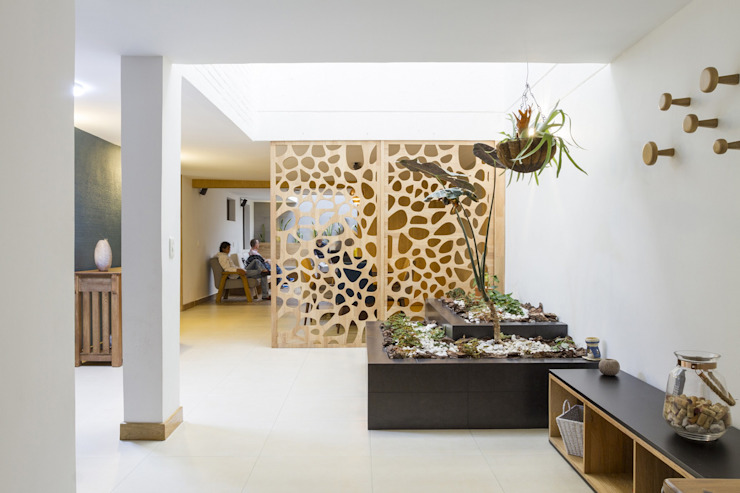 Adrede Diseño의  정원,