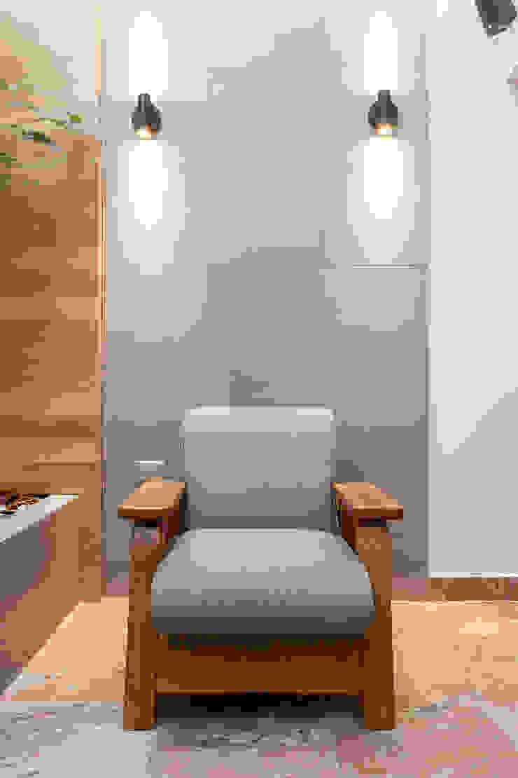 diseño interior jardín adentro Salones clásicos de Adrede Diseño Clásico