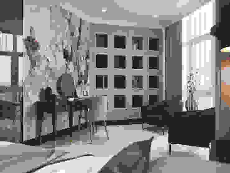 :  Спальня by Дизайн интерьера Киев|tishchenko.com.ua,