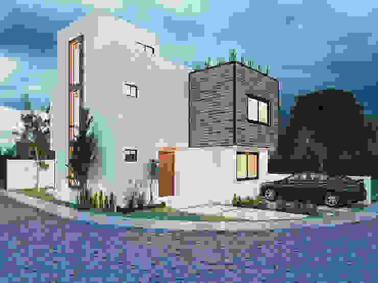 ONIX Casas modernas de homify Moderno