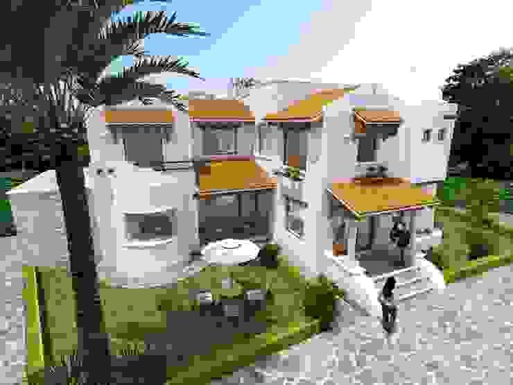 Casas mediterráneas de homify Mediterráneo