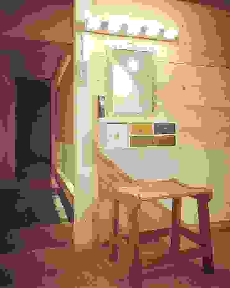 更衣室 圓方空間設計 更衣室 合板 Wood effect