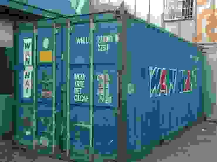 20呎貨櫃屋出租、出售 根據 萬能貨櫃屋
