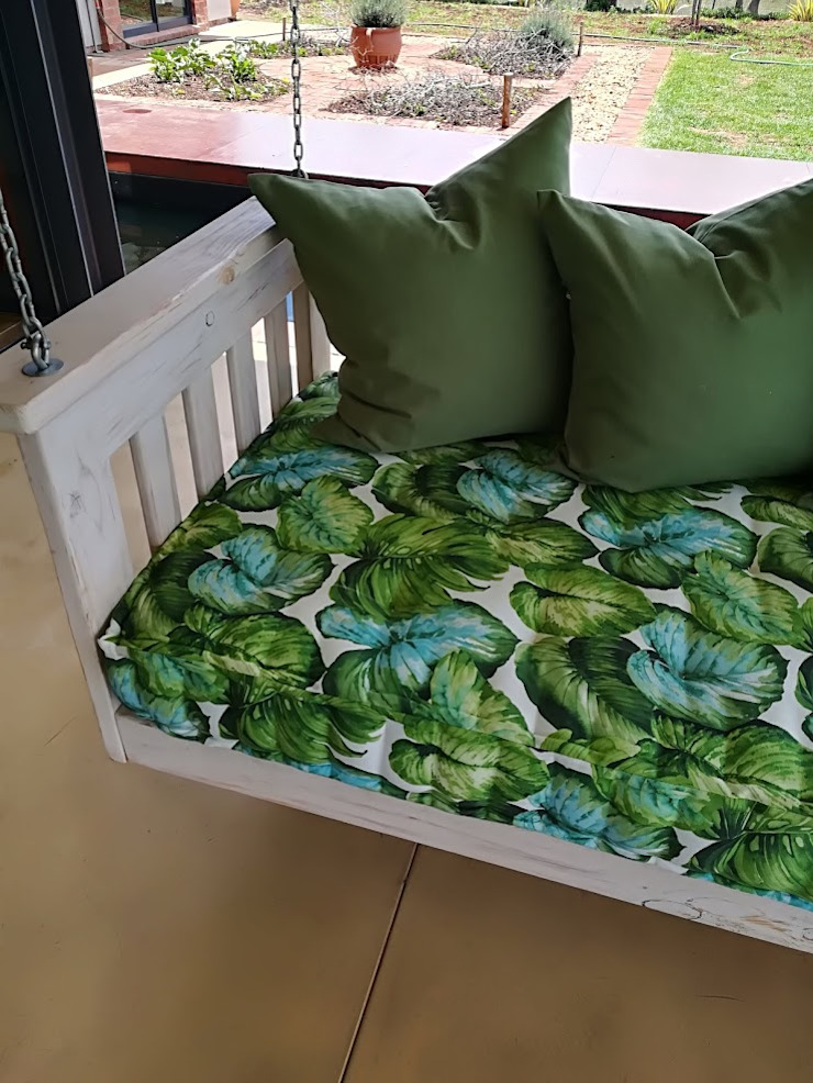 Patio—Delicious Monster by Jay Interiors