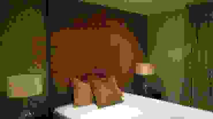 Sandton Style Penthouse Living Modern style bedroom by CKW Lifestyle Associates PTY Ltd Modern