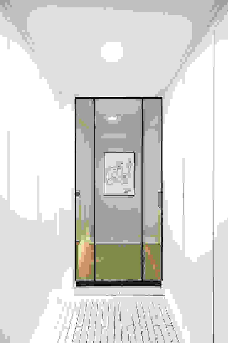 현관 by WITHJIS(위드지스) 모던 알루미늄 / 아연