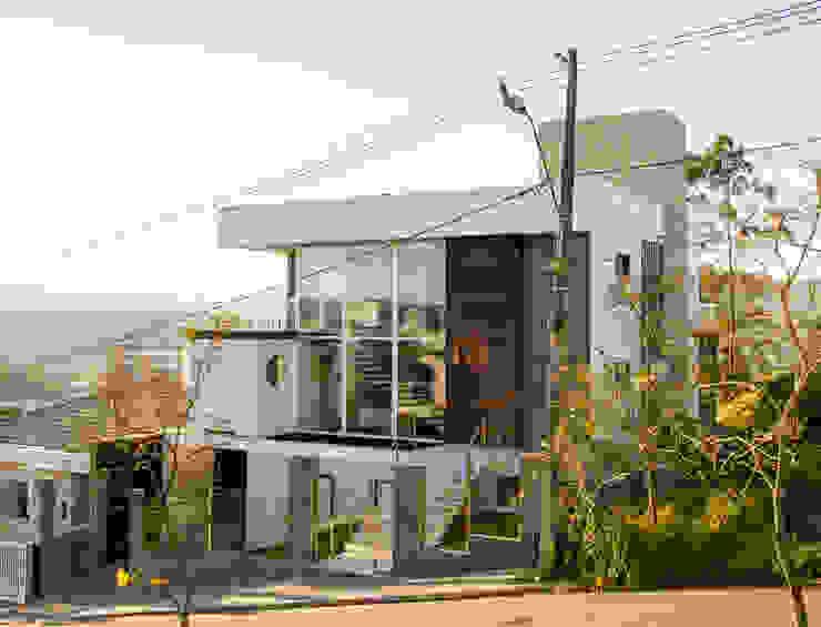 Casa Container F+A Casas modernas por GhiorziTavares Arquitetura Moderno