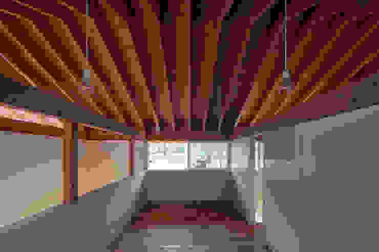 Modern Kid's Room by 水石浩太建築設計室/ MIZUISHI Architect Atelier Modern