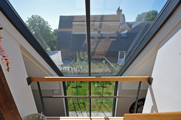 Country style conservatory by Bongers Architecten Country