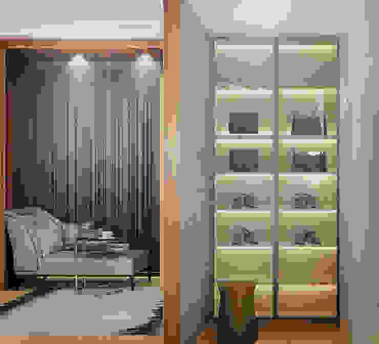 Walk-in Wardrobe Kamar Tidur Modern Oleh Co+in Collaborative Lab Modern
