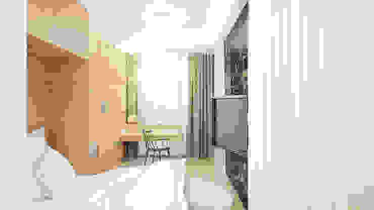 Guest Room Kamar Tidur Modern Oleh Co+in Collaborative Lab Modern
