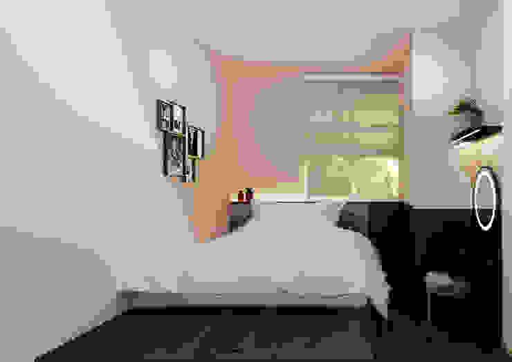 Masterbedroom Kamar Tidur Minimalis Oleh Co+in Collaborative Lab Minimalis
