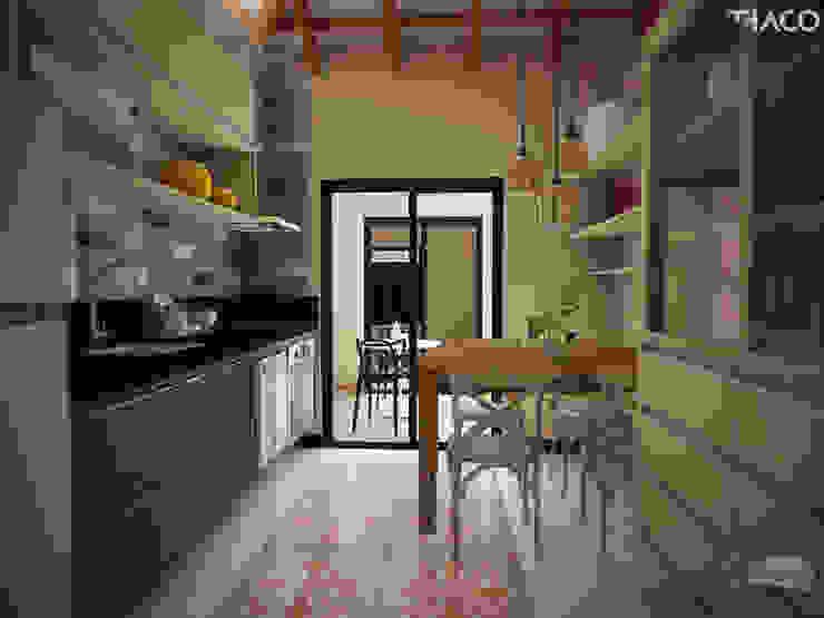 COZINHA Cozinhas coloniais por THACO. Arquitetura e Ambientes Colonial